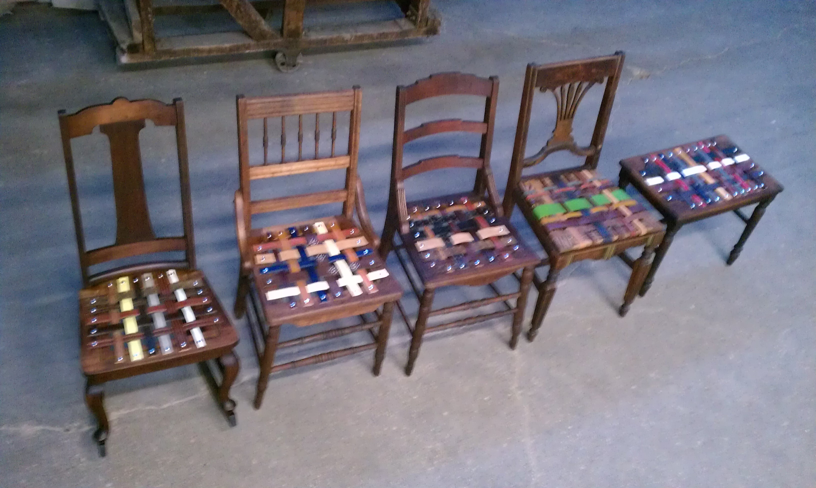 Batch of Chairs