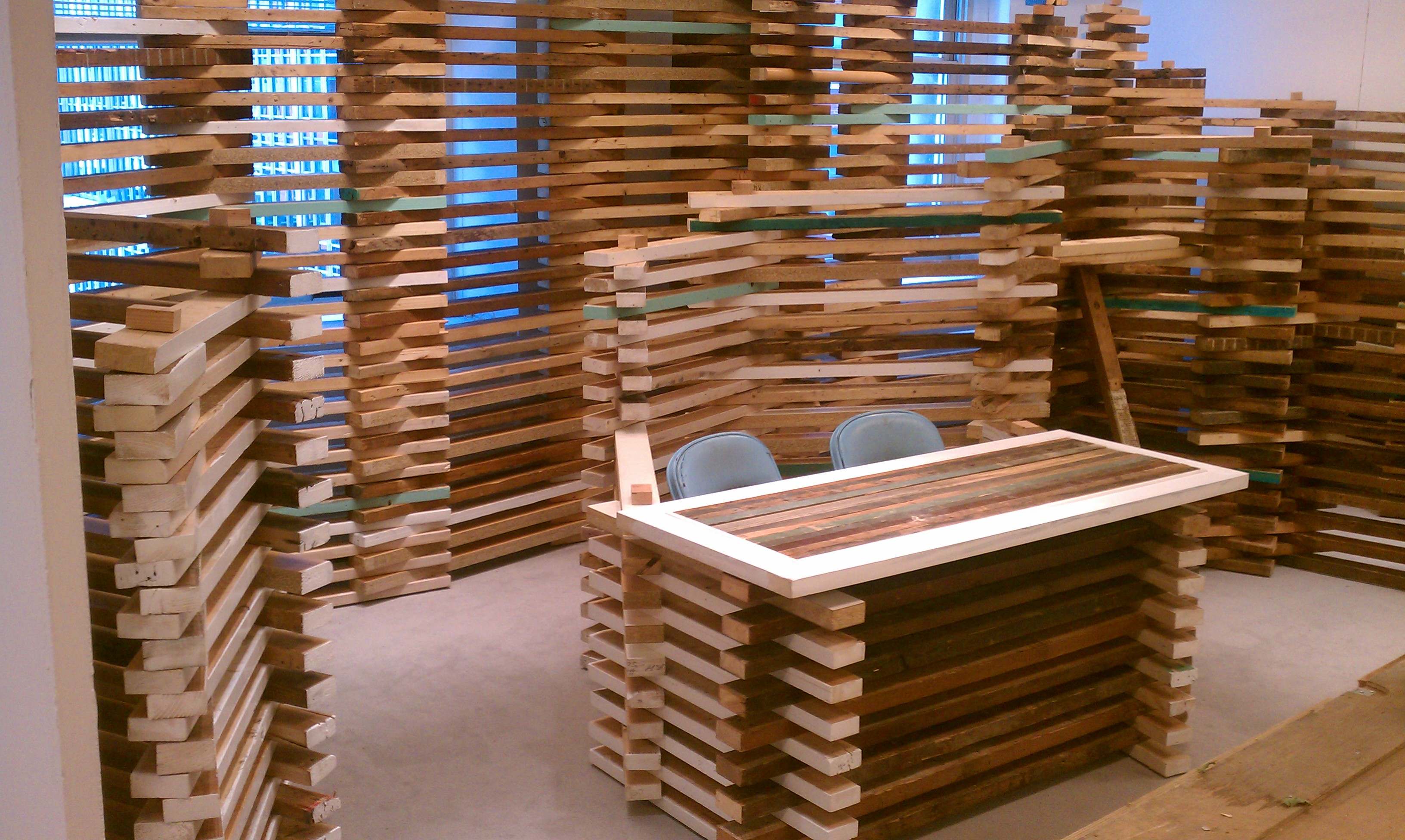 RX Made - Installation at NeoCon