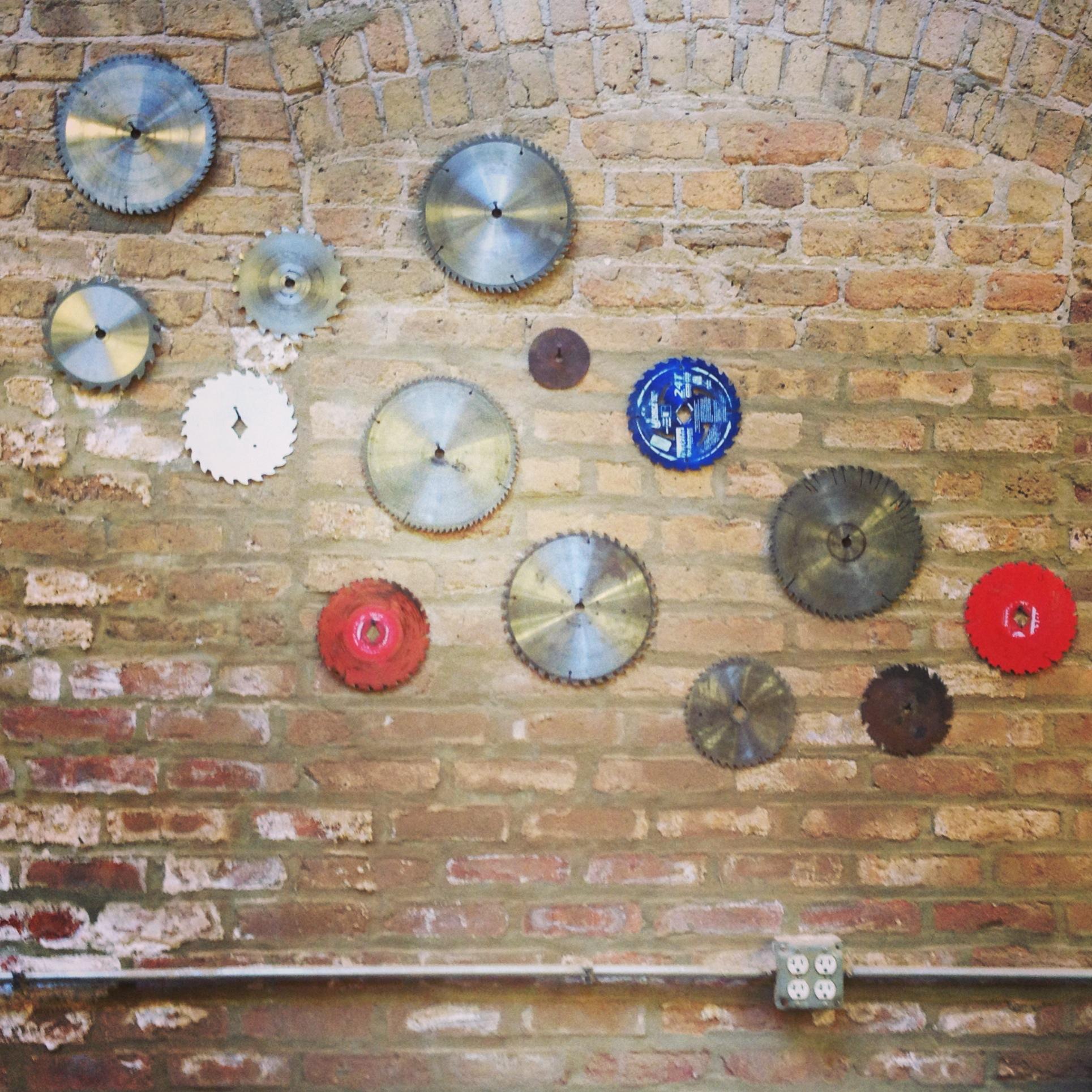 sawblade wall rx