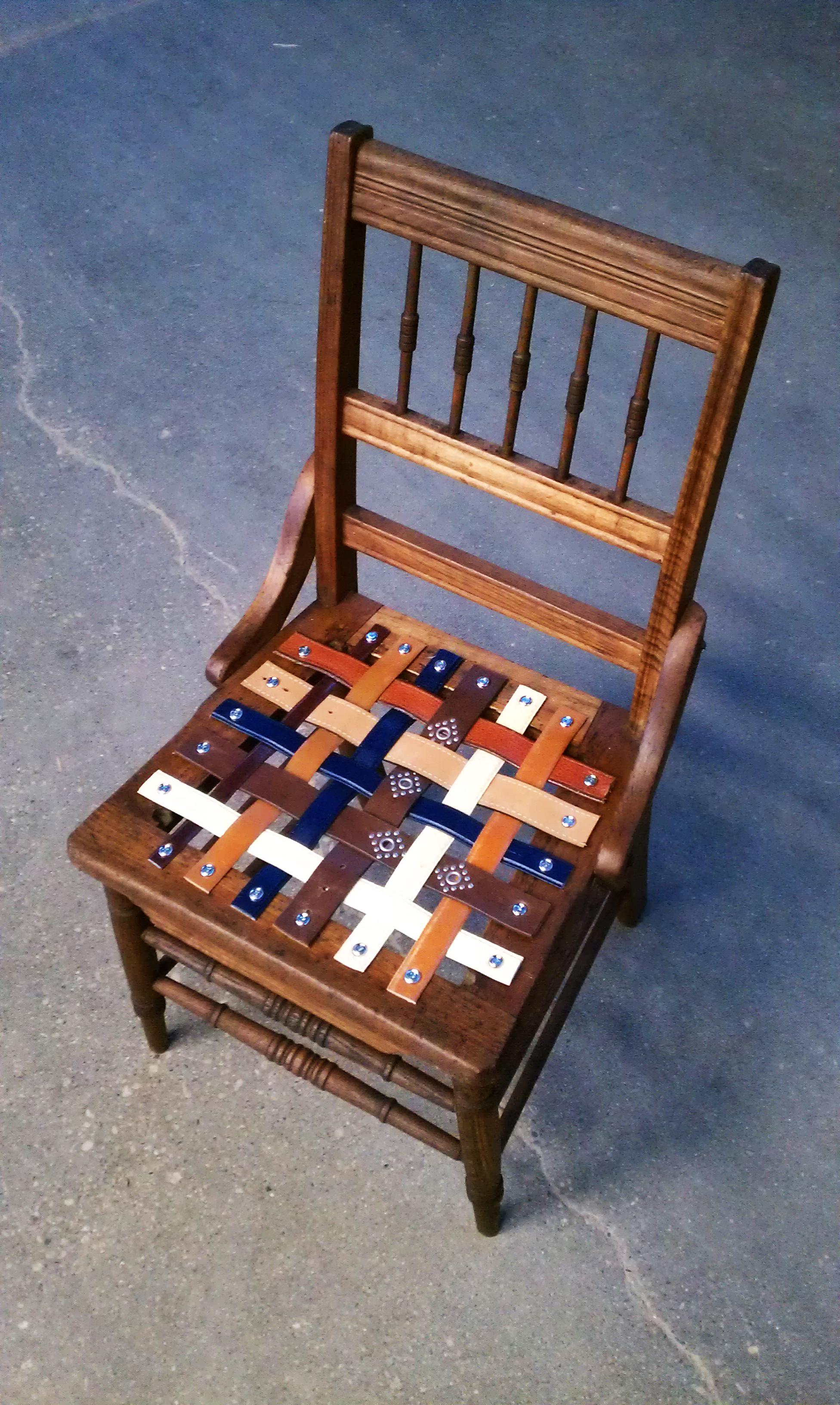 walnut-chair