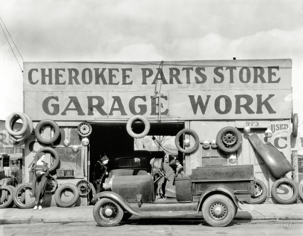 SHORPY-garage