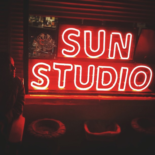 memphis- sun studio