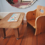 Montessori Table and Chair Set